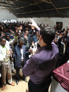Training Ethiopian Church Planters